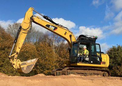 A59 – 360 Excavator Above 10 Tonnes