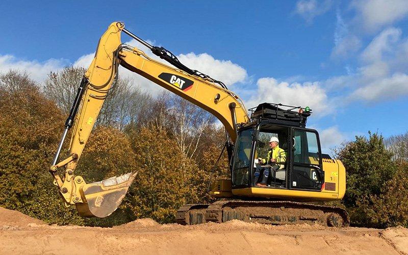 A59-360 Excavator Above 10 Tonnes