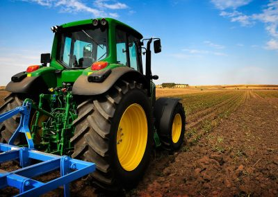 A33 – Agricultural Tractor