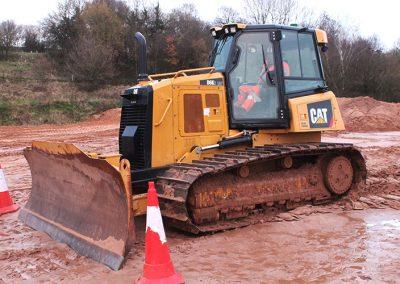 A34 – Crawler Tractor/Dozer