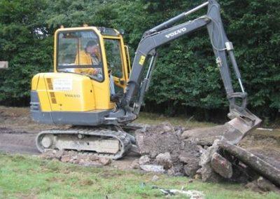 A58 – 360 Excavator Below 10 Tonnes
