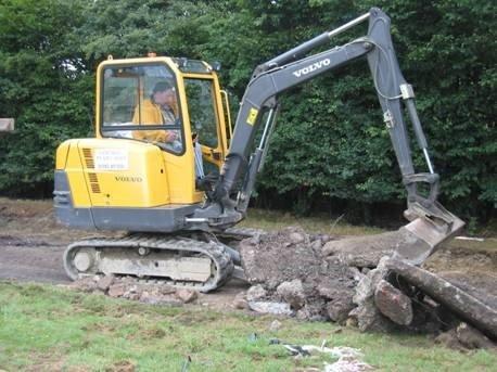 A58 - Excavator 360 Below 10 Tonnes