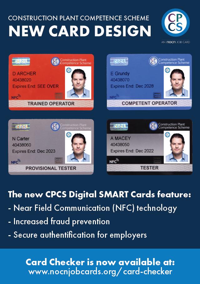 CPCS New Card Design