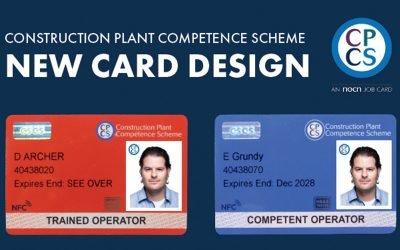 The CPCS New Card Design